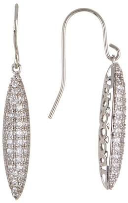 Nordstrom Rack Pave CZ Drop Earrings