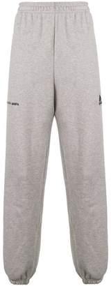 Gosha Rubchinskiy Adidas x elasticated waist track pants