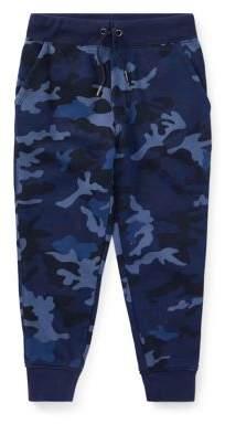 Ralph Lauren Childrenswear Little Boy's Camouflage Jogger Pants