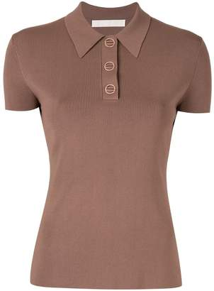 Dion Lee slim-fit polo top