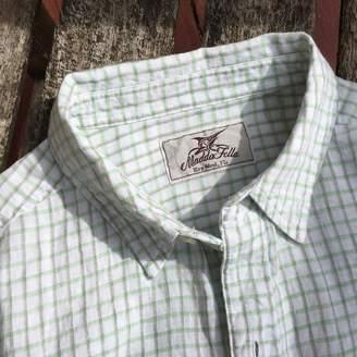 Madda Fella Light Weight Ernest Linen Shirt