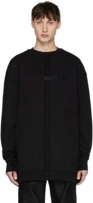 Yang Li Black Heavens Blade Sweatshirt