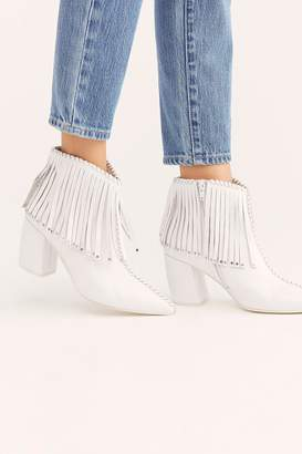 Jeffrey Campbell Crossroads Fringe Boot