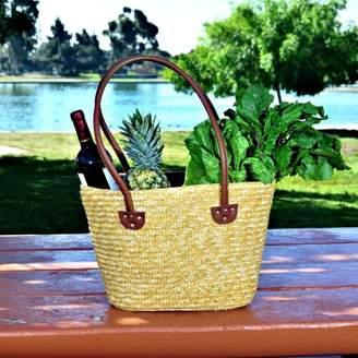 Picnic Pack French Wheat Picnic Basket
