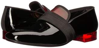 Alexander McQueen Plexi Heel Loafer Men's Slip on Shoes