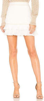 The Jetset Diaries Sonnet Mini Skirt