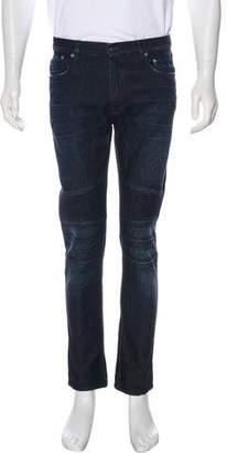 Belstaff Coated Skinny Moto Jeans