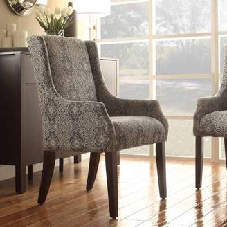 Weston Home Ayana Print Sloping Track Arm Chair, Multiple Patterns