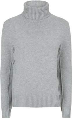 Chloé Cashmere Roll Neck Sweater