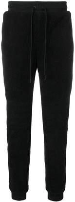 Nike furry track trousers