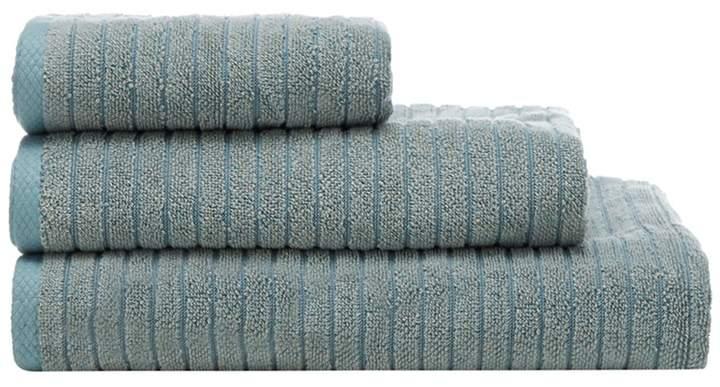 Aqua 'Burlington' Towel