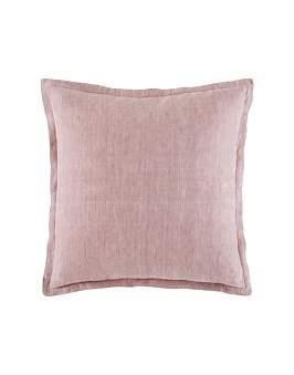 Kas Maisie Linen Blush Cushion