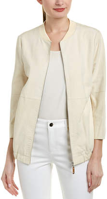 Escada Sport Leather Jacket