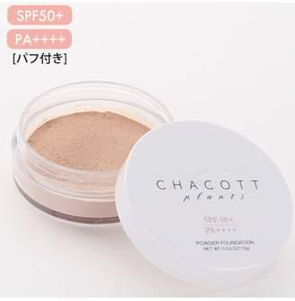 Chacott Cosmetics パウダーファンデーション【シルキーピンク】(C)FDB