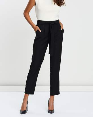 Forcast May Tie Waist Trousers