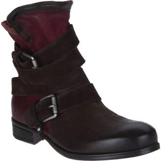 Miz Mooz Leather Ankle Boots w/ Buckle Detail - Savvy