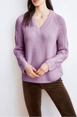 Velvet Chunky Sweater