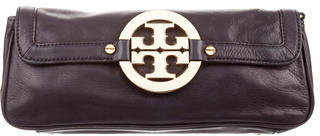 Tory BurchTory Burch Smooth Leather Clutch