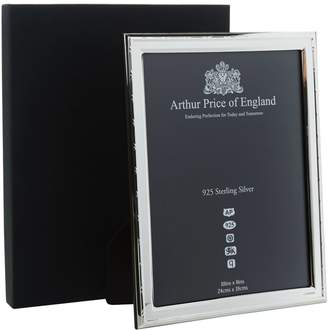 Arthur Price Of England Reed and Ribbon Photo Frame