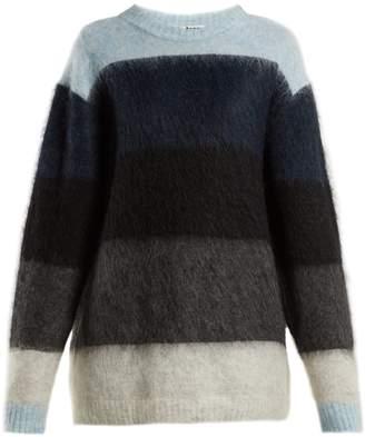Acne Studios Albah striped sweater