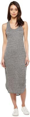 Alternative - Bridgette Linen Jersey Tank Dress Women's Dress $118 thestylecure.com