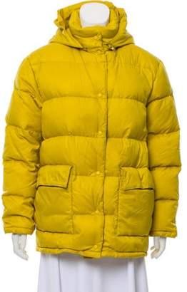 712c4abc5 Yellow Down Coat - ShopStyle