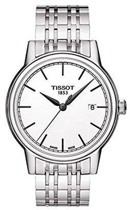 Tissot (ティソ) - [ティソ]TISSOT Carson(カーソン) メンズ 腕時計 T085.410.11.011.00 [正規輸入品]