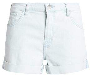 J Brand Two-tone Denim Shorts
