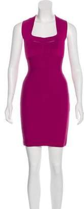 Roland Mouret Cutout Mini Dress w/ Tags