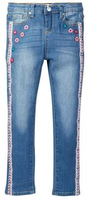 Jessica Simpson Embroidery Detail Jean (Little Girls)