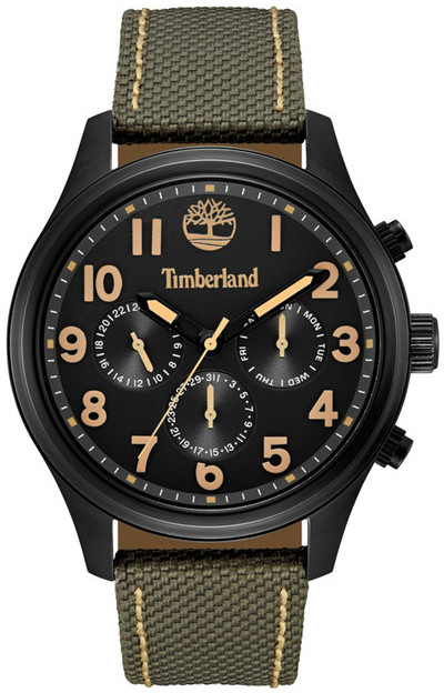 TimberlandTimberland Men&s Rollins Nylon Watch