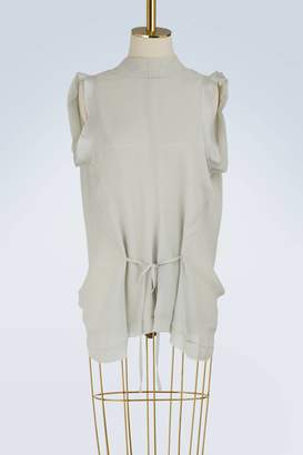 Chloé Pleated top