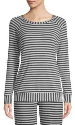 Cosabella Striped Pajama Top