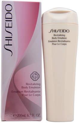 Shiseido 6.7Oz Revitalizing Body Emulsion By For Unisex