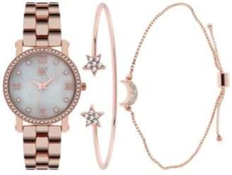 INC International Concepts I.N.C. Women's Bracelet Watch 32mm Set, Created for Macy's