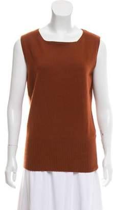Agnona Cashmere Sleeveless Sweater Cashmere Sleeveless Sweater