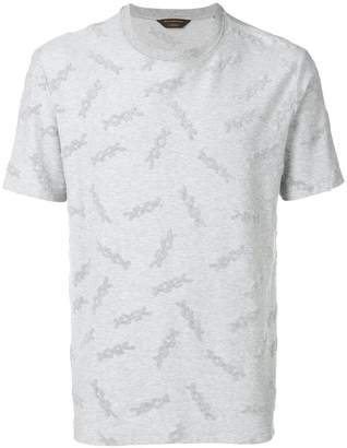 Ermenegildo Zegna XXX logo short-sleeve T-shirt