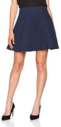 Tom Tailor Women's Structured Skater Skirt,(Manufacturer Size: Small)