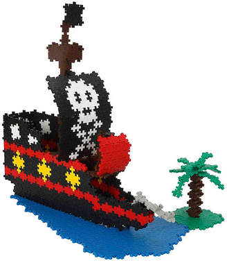 Plus Plus 1060 Piece Pirate Ship Building Set