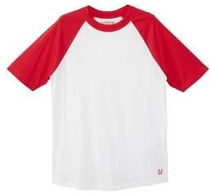 Mango man MANGO MAN Raglan sleeve t-shirt