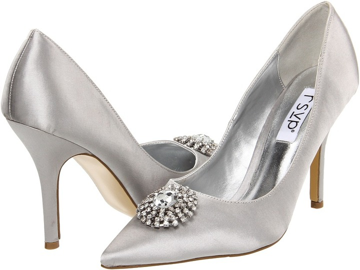 rsvp Simone (Silver) - Footwear