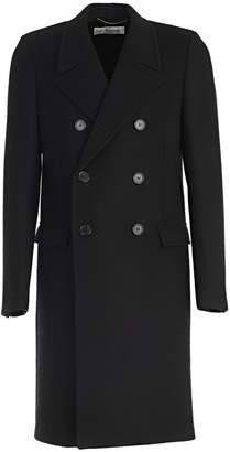 Saint Laurent Chesterfield Coat