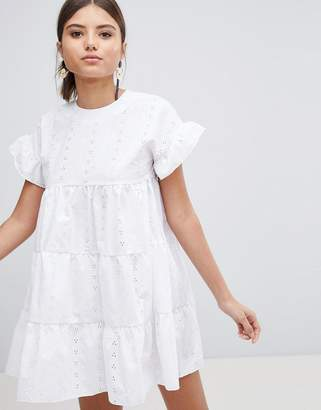 Prettylittlething White Dresses Shopstyle