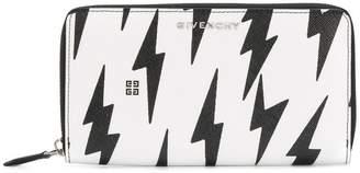 Givenchy Pandora long zipped wallet