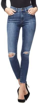 Good American Good Legs Blue208 Jeans