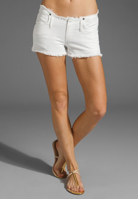 Citizens of Humanity Jeans Tangier Cut Off Short