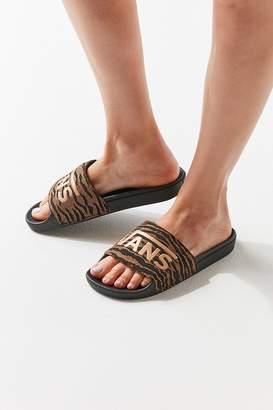 Vans Woven Tiger Slide Sandal