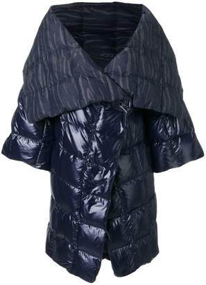 Salvatore Ferragamo padded coat