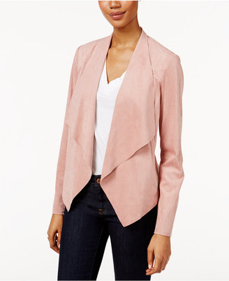 Kut from the Kloth Draped Open-Front Blazer $98 thestylecure.com