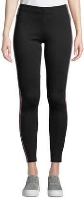 Velvet Rorie Sporty Racer Stripe Skinny Pants